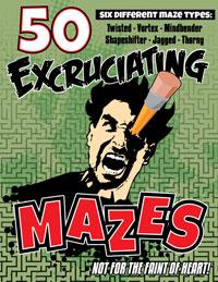 50 Excruciating Mazes